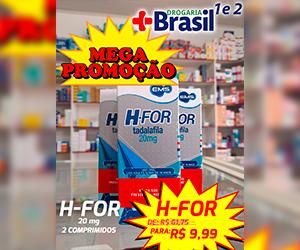 Campanha Drogaria Brasil