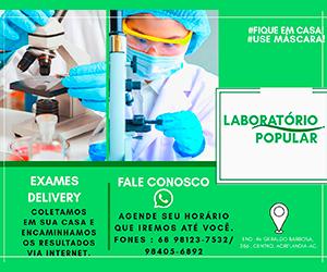 Campanha Laboratório Popular